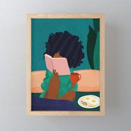 Stay Home No. 5 Framed Mini Art Print