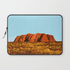 uluru polygon Laptop Sleeve