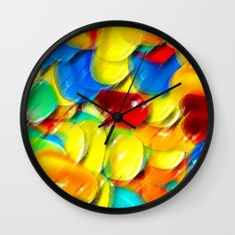 A handful of Jewelry Wall Clock