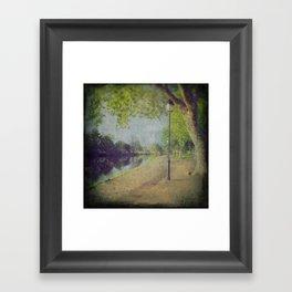 8719 Framed Art Print