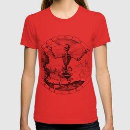Dead man cup T-shirt