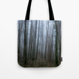 Scary forest Tote Bag