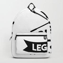 Mini Golf Golf Club Backpack