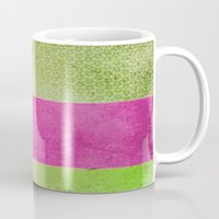olivia joy Mugs featuring Color Joy by Olivia Joy StClaire