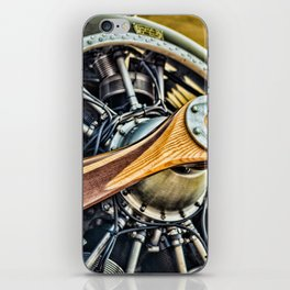 Propeller iPhone Skin