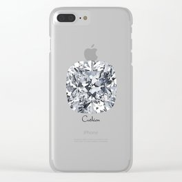 Cushion Clear iPhone Case