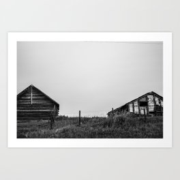 Field of View Art Print