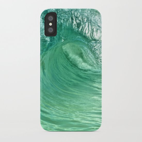 Within the eye... iPhone Case