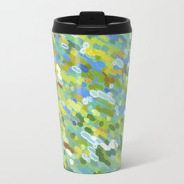Sunny Spring Day Lake Reflections Travel Mug
