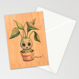 Baby Mandrake Stationery Cards