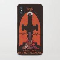 propaganda iPhone & iPod Cases featuring Browncoat Propaganda by Hillary White