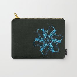 Silk pattern #9 Carry-All Pouch