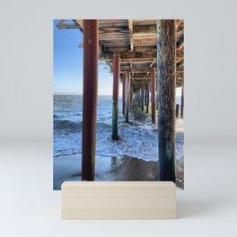 Under the Pier Mini Art Print