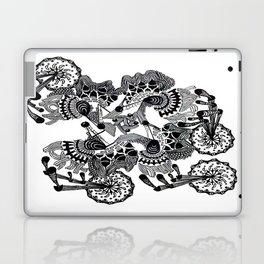 shaman's dance Laptop & iPad Skin