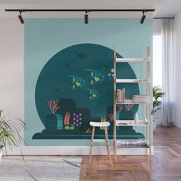 Sealife Wall Mural