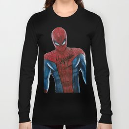 The friendly neighborhood Spidey Long Sleeve T-shirt