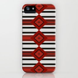 Chief Blanket 1800's iPhone Case