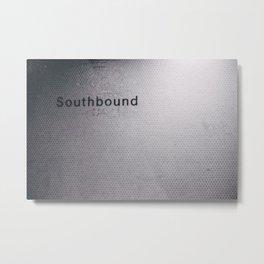 Toronto - Southbound Metal Print