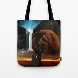Redemption is Hell Tote Bag