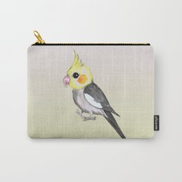 Very cute cockatiel Carry-All Pouch