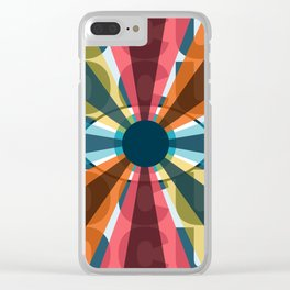 Stay Focused Clear iPhone Case