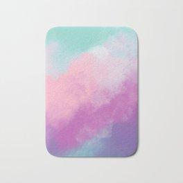 Candy Clouds Bath Mat