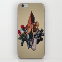 tequila iPhone & iPod Skins featuring Tequila Diamonds by Joe Castro