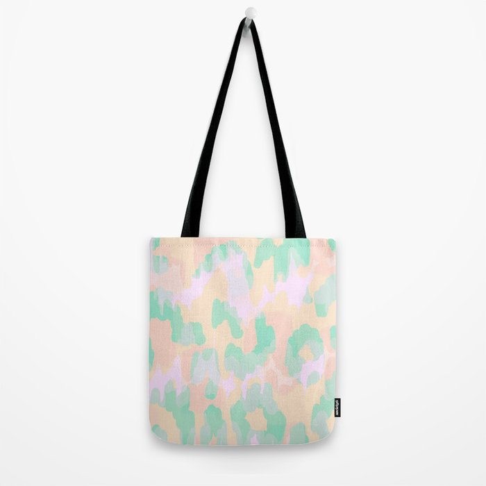 Tamsin - Soft Abstract Tote Bag
