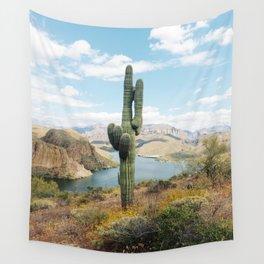 Arizona Saguaro Wall Tapestry