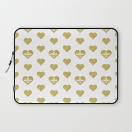 Love Gala Laptop Sleeve