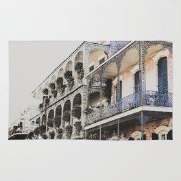 New Orleans Throwback Rug
