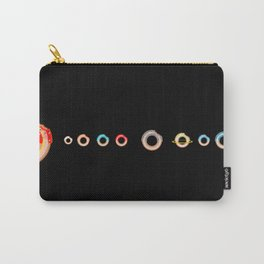 Solar System Donuts Carry-All Pouch