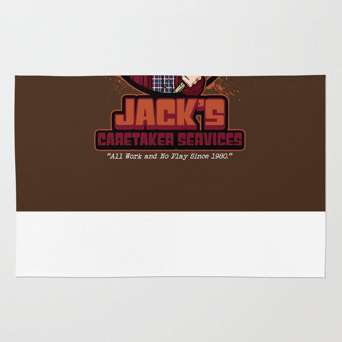 Jack's Caretaker Services Rug