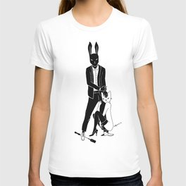 Mr Bunny is cruel T-shirt