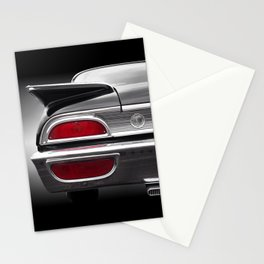 US American classic car 1960 star liner hardtop Stationery Cards