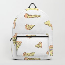 Pick Your Pizza Slices! Backpack