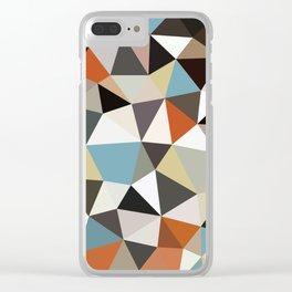 Arizona Tris Clear iPhone Case