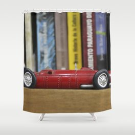 F1 Shower Curtain