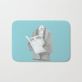 Forever I: Lecture Bath Mat