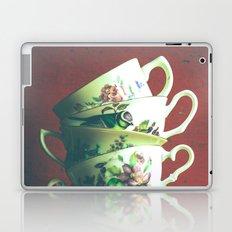 Vintage Tea 2 Laptop & iPad Skin
