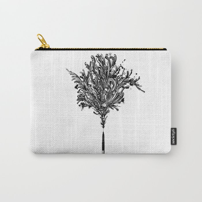 INKspired Carry-All Pouch