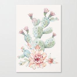 Cactus 3 #society6 #buyart Canvas Print