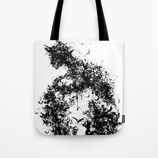 A Dark Cave Tote Bag