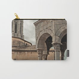 Stone History Carry-All Pouch