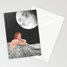 Moon Blanket Stationery Cards