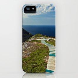 skyline walkway iPhone Case
