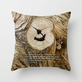 Kiwook Throw Pillow