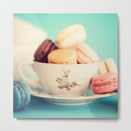 Eat and be Merry	 Metal Print