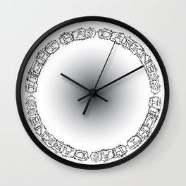 LND Wall Clock