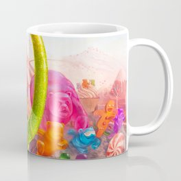 Zeen The Candy Tamer Coffee Mug
